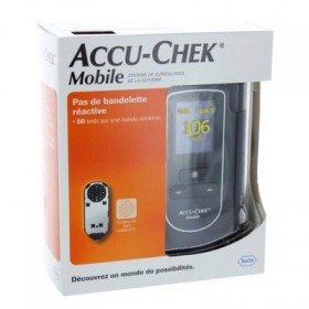 Accu Chek Mobile Kit