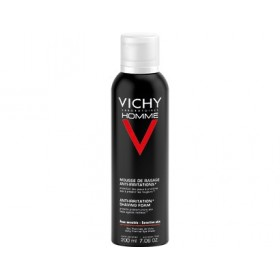 Vichy Homme mousse à raser anti-irritations 150 ml