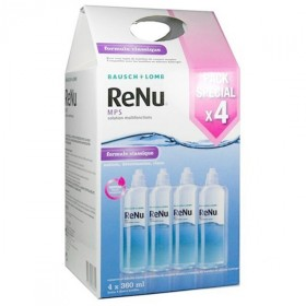 Renu MPS Pack 4x360 ml