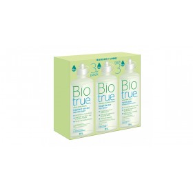 Biotrue pack 3 x 300 ml