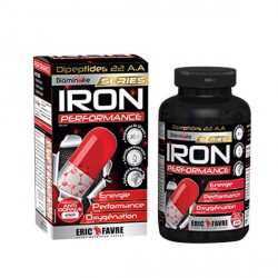 Iron O2 Performance 120 gélules Pas cher - Iron O2 - Pharmacie en...