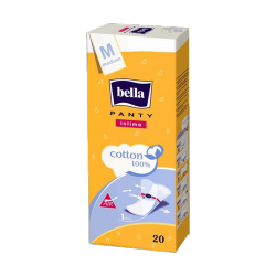 Bella panty intima - Protège slip taille M Pas cher - Tampons /...