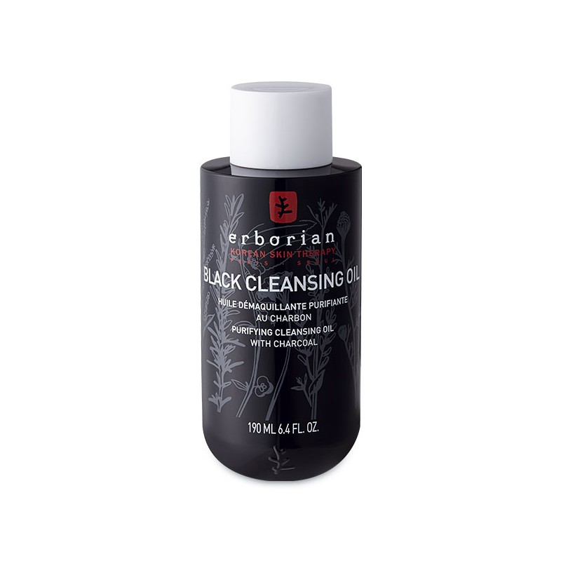 Black Cleansing oil 190 ml