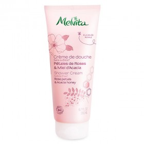 Gel douche Rose & Miel acacia 200 ml