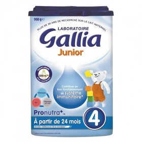 Gallia Junior 900 g
