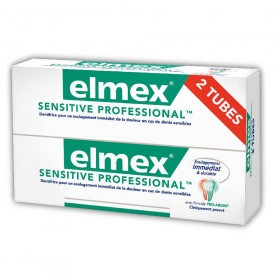 Elmex sensitive professional lot de 2