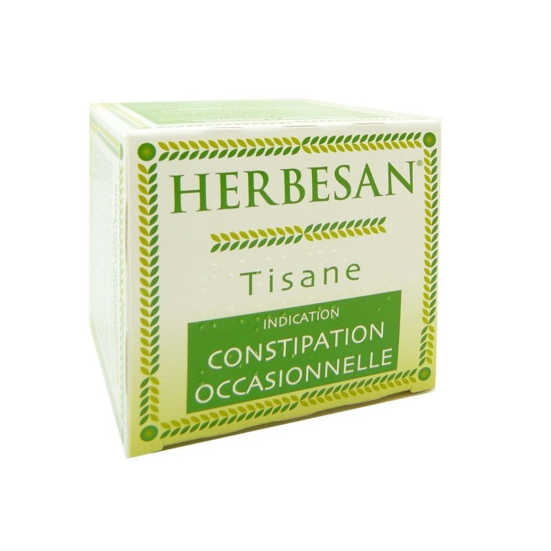 Tisane Constipation occasionnelle