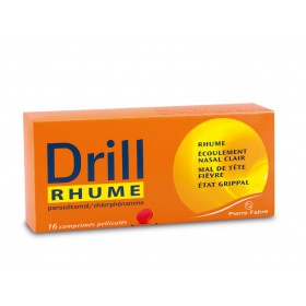 Drill rhume