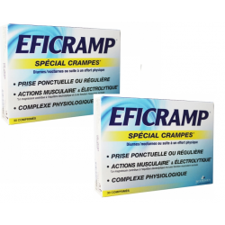 Eficramp 30 cp lot de 2