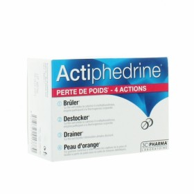 Actiphédrine 60 cp lot de 2