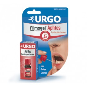 Urgo Filmogel Aphtes gel 6 ml
