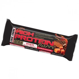 High protein barre caramel 80 g